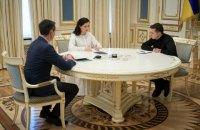 Зеленский об изоляции Скалецкой в Новых Санжарах: это моя идея, но у нее был выбор