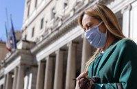 Італія збереже жорсткі коронавірусні обмеження у вихідні