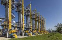 Запаси газу в підземних сховищах перевищили 17 млрд кубометрів