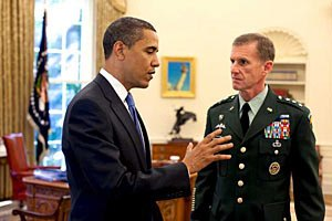 Обама думает оставить в Ираке 10 тыс. военных