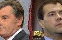 Эксперт: Ющенко адекватно ответил Медведеву