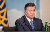 """Янукович соболезнует Путину в связи с катастрофой в аэропорту """"Внуково"""""""
