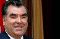 Президент Таджикистана назначил своего сына мэром Душанбе