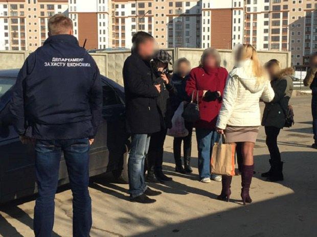 ВКиеве задержали криминальную группу, которая шантажировала застройщиков