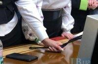 Зламаний Тимошенко мікрофон Разумкова полагодили за 11,5 тис. гривень