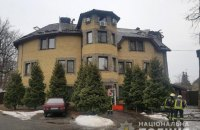 Более 40 нарушений противопожарной безопасности было выявлено в доме престарелых, который загорелся в Киеве