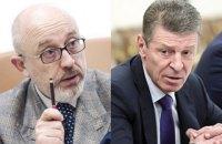 Козак против Резникова: или Минск, или независимость