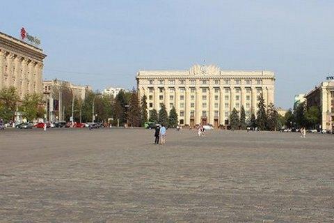 На площади Свободы в Харькове появятся деревья