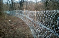 Литва має намір за два роки побудувати стіну на кордоні з Білоруссю