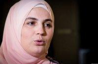 Кримськотатарську активістку Салієву оштрафували за репост на Facebook 6-річної давності