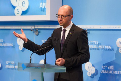 Яценюк: без антикоррупционного прокурора не будет ни транша от МВФ, ни безвизового режима