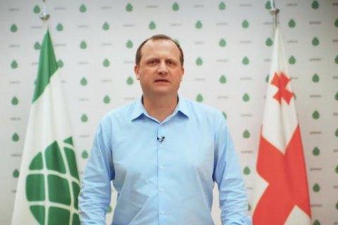 НаФестивале легализации конопли вТбилиси задержали кандидата впрезиденты Грузии