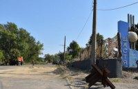 На Луганщине начали строить дополнительный пункт пропуска на оккупированную территорию