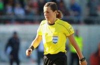 Українка Монзуль відпрацювала в матчі жіночих збірних Китаю і Бразилії на олімпійському футбольному турнірі