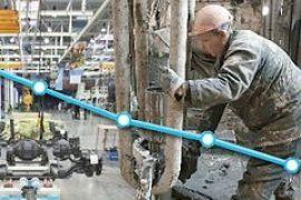 Производство в Украине продолжает падать