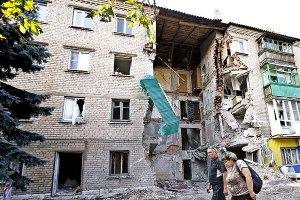 В СНБО советуют жителям покинуть Донецк и Луганск