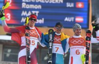 Швед Мюрер выиграл золото Пхёнчхана в горнолыжном слаломе