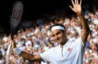 """Федерер установив унікальний рекорд турнірів """"Великого шолома"""""""