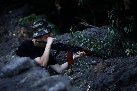 Оккупанты обстреляли украинские позиции у Новгородского и Южного