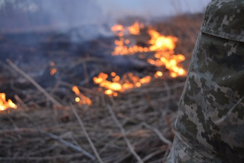 З початку доби в зоні ООС окупанти 8 разів відкривали вогонь, зокрема із зенітної установки