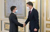 Премьер Словакии заверил Зеленского в поддержке евроинтеграции Украины