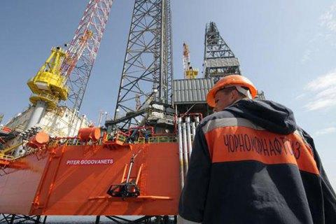 """Рада прийняла раніше ветований законопроект про стабілізацію роботи """"Чорноморнафтогазу"""""""