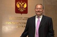 Депутат Госдумы РФ Затулин продолжает заниматься бизнесом в Киеве, - СМИ