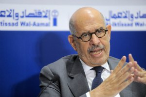 Вице-президент Египта Эль-Барадеи подал в отставку