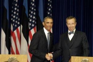 Обама: НАТО захистить Естонію