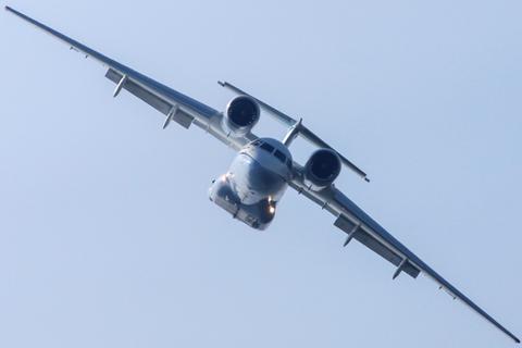 """""""Укроборонпром"""" анонсировал серийное производство Ан-74 за американские деньги"""
