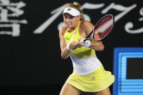 Украинка Ястремская вышла в финал теннисного турнира Thailand Open (обновлено)