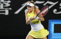 Українка Ястремська вийшла до фіналу тенісного турніру Thailand Open