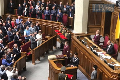 Зеленский: готов на все ради мира на Донбассе