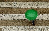 У понеділок у Києві вдень невеликий дощ