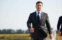 Зеленський планує почати зустріч з Байденом з питань Криму та Донбасу