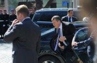 Центр Донецка перекрыт: в город едет Президент