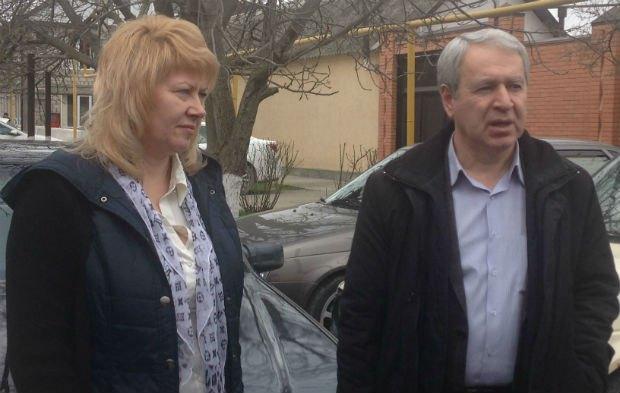 Адвокаты Марина Дубровина и Докка Ицлаев