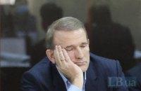 Суд продовжив термін розслідування у справі Медведчука