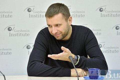 Парасюк подумує про свій політичний проект