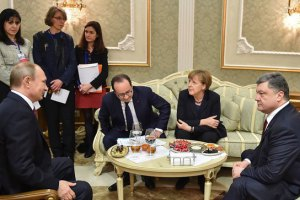 Переговоры в Минске длятся уже почти 12 часов