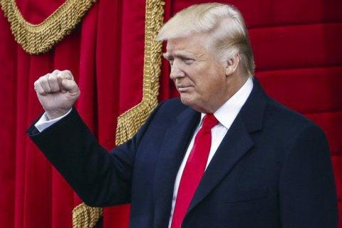 Трамп оголосив дату своєї інавгурації Національним днем патріотизму