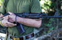 На Донбассе один боец ВСУ получил ранения, еще один - боевую травму