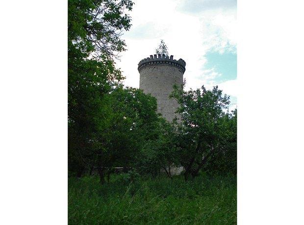 Воднапорная башня XIX в. в Малиевцах