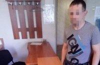 У Покровську затримали хлопця, який паплюжив пам'ятники за завданням сепаратистів