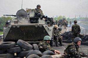 МИД Украины: никакие иностранные граждане в АТО участия не принимают