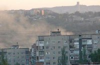 Штаб АТО отрицает обстрел силовиками Горловки