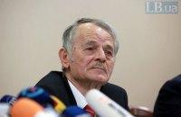 Джемілєв заявив, що кримські татари будуть в опозиції до Зеленського