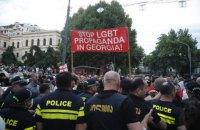У Грузії розслідують смерть телеоператора, якого побили противники ЛГБТ-спільноти