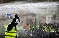 Участники протестов во Франции опубликовали манифест из 25 пунктов со своими требованиями