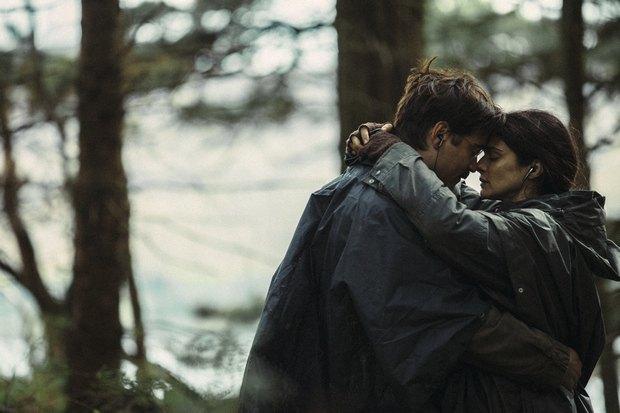 Кадр из фильма Лобстер